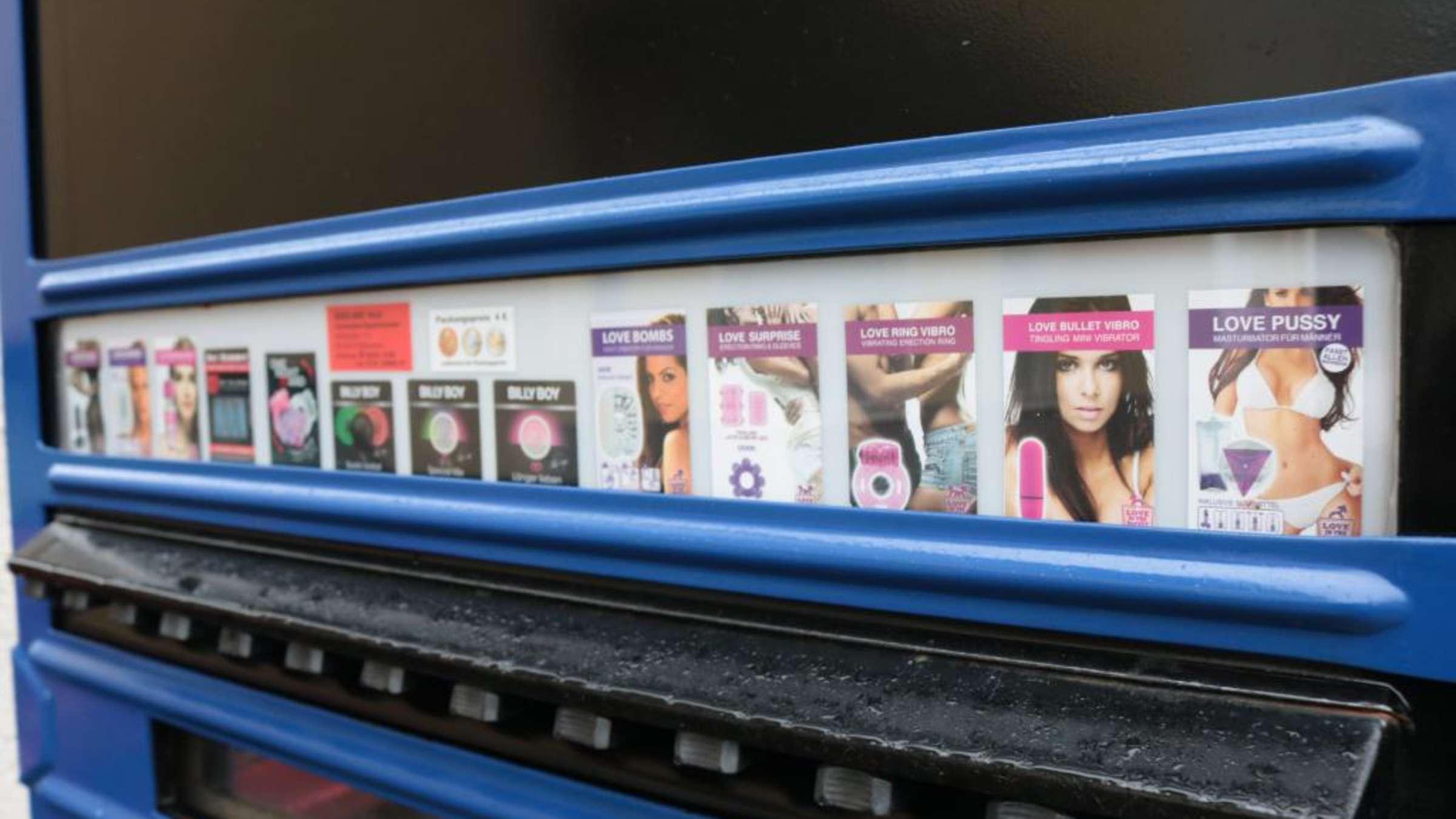 Kondomautomat in der nähe
