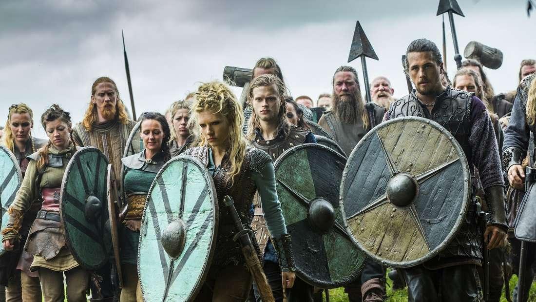 """Noch sind die Fans mit der 5. Staffel von """"Vikings"""" beschäftigt: Doch höchstwahrscheinlich geht es gegen Ende des Jahresbereits mit der 6. Staffel weiter - diese wird auch die Letzte sein."""