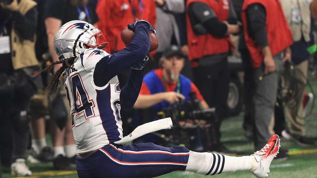 Die New England Patriots haben den Super Bowl 2019 gewonnen. Es war der sechste Triumph von Quarterback-Legende Tom Brady. Im NFL-Finale gewannen die Pats gegen die L.A. Rams.