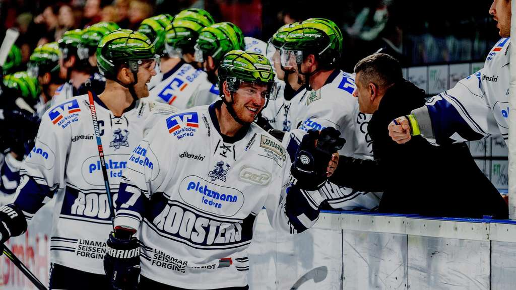 Ice Tigers vs Iserlohn Roosters