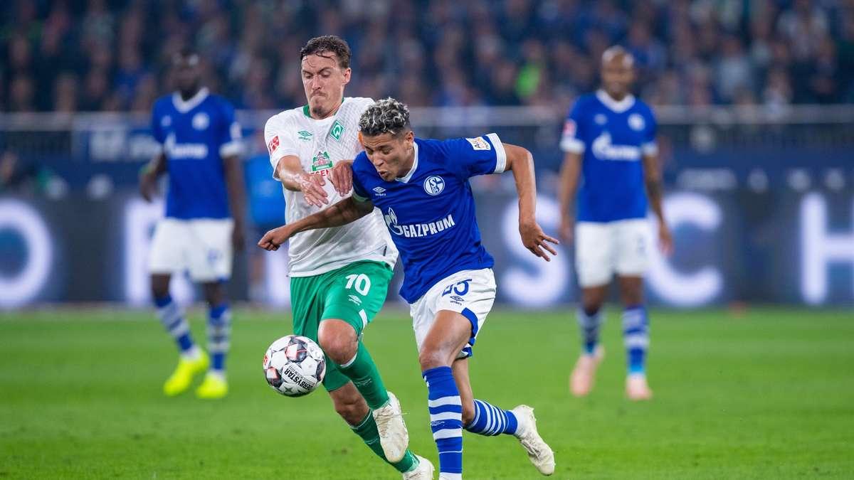 Dfb Pokal Schalke Bremen