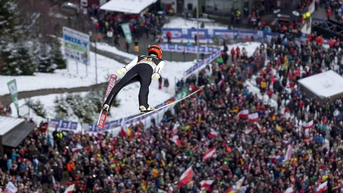 Skispringen Willingen Live