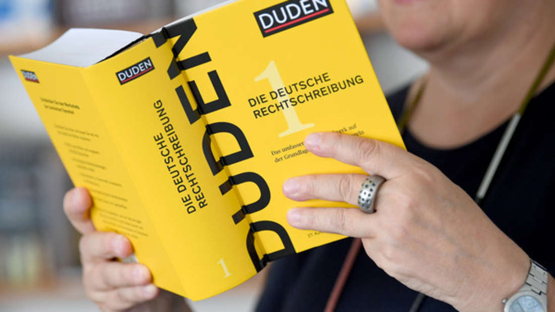 Deutsche Sprache, schwere Sprache? Auch der Duden findet manches Wort rechtschreiblich schwierig.