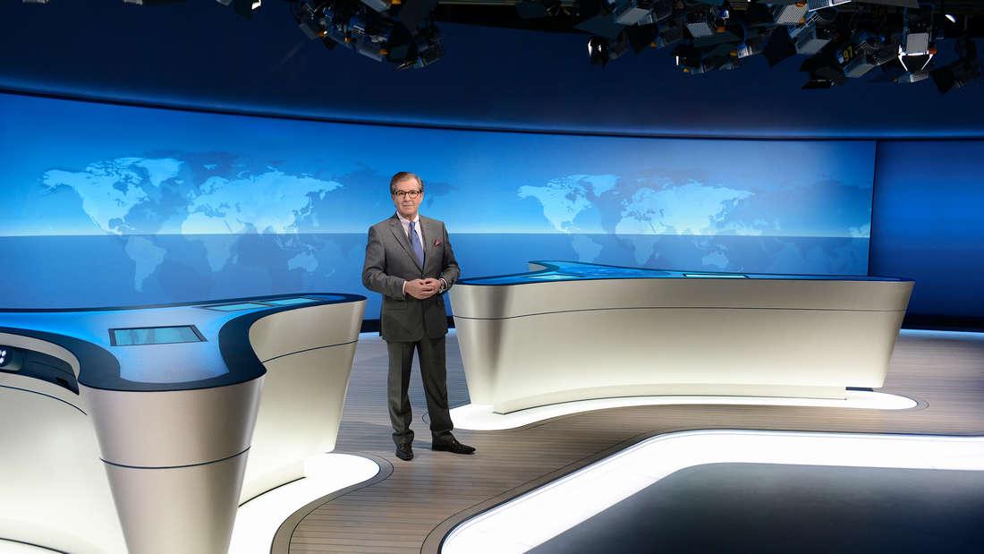 Tagesschau-Sprecher Jan Hofer zurück im TV