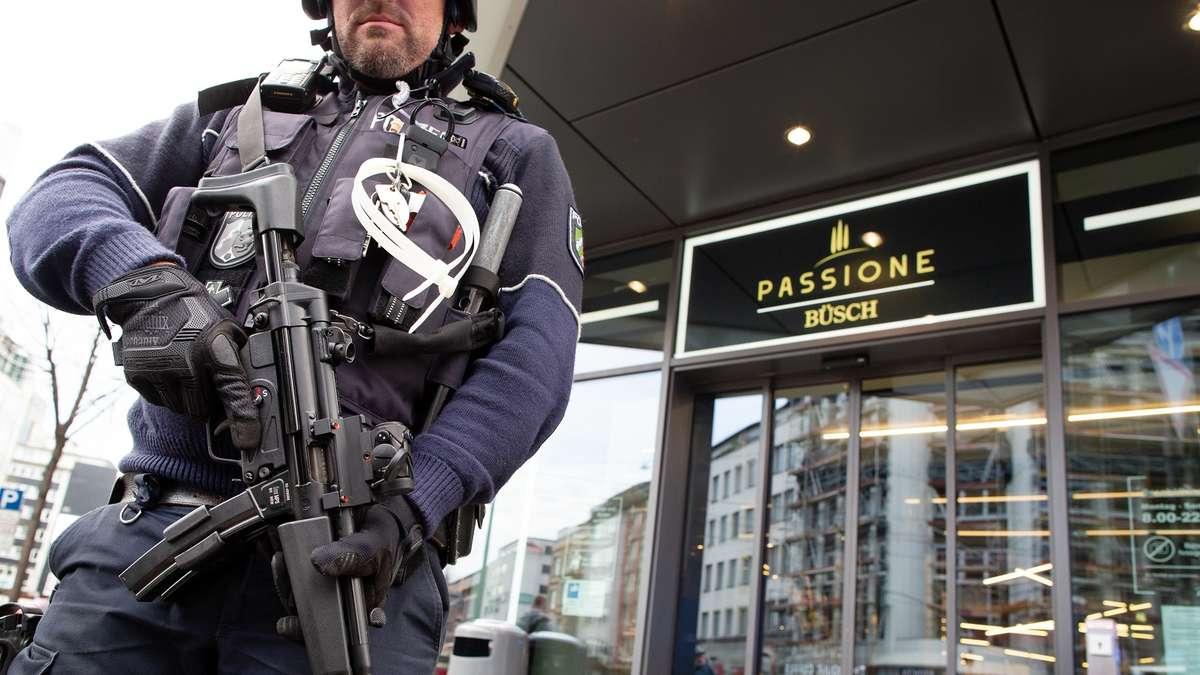 Polizei Nachrichten Düsseldorf