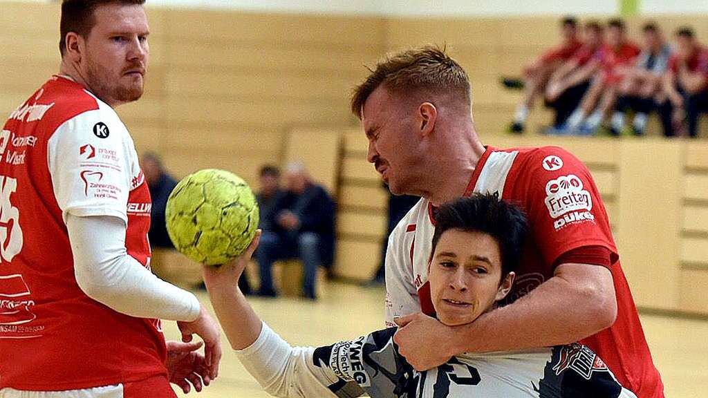 Handball Blaue Karte.Handball Verbandsliga Sgsh Dragons Ii Gehen Beim Osc Dortmund 18 30