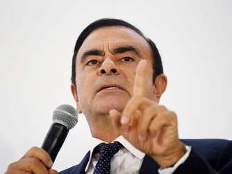 Carlos Ghosn will die