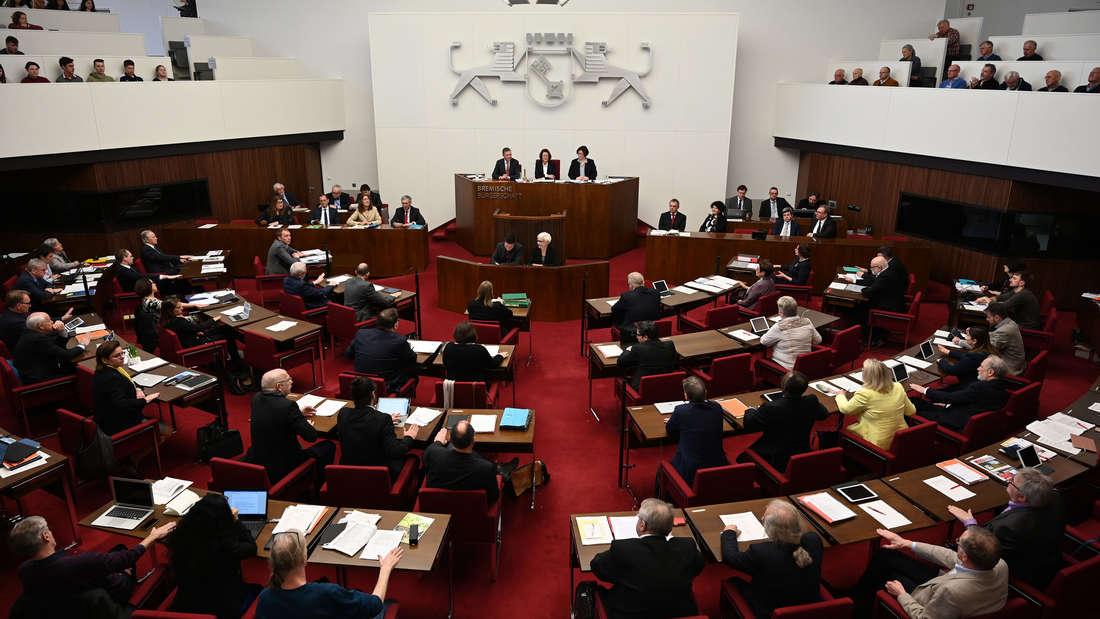 Am 26. Mai 2019 findet die Bürgerschaftswahl in Bremen statt, mit der das Bundesland sein Parlament neu wählt.
