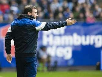 e1bc814da6 HSV-Trainer Wolf zum Aufstieg: Konstellation ist da