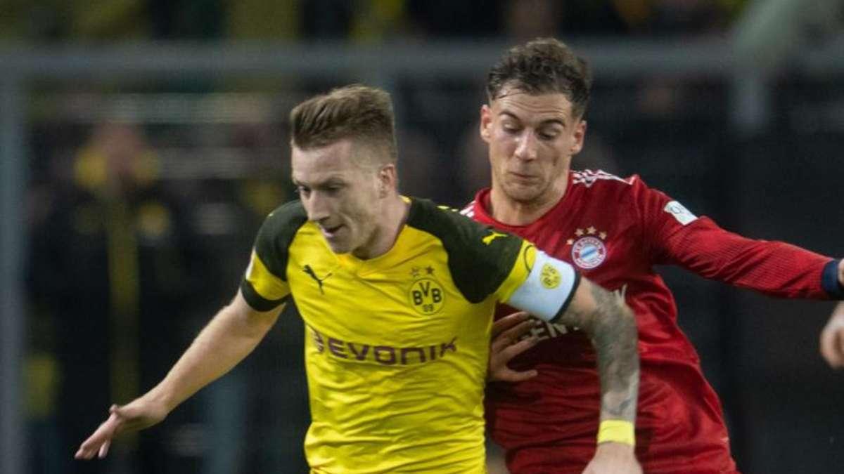FuГџball Bvb Gegen Bayern
