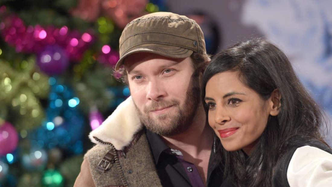 Der Schauspieler Christian Ulmen und seine Ehefrau, Moderatorin Collien Ulmen-Fernandes.