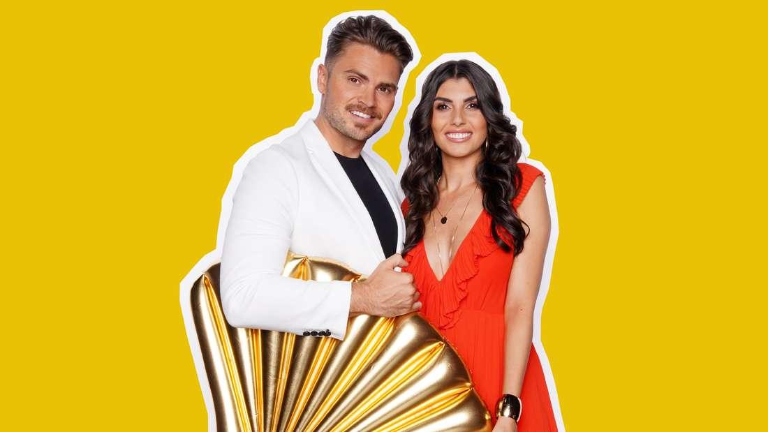 """Yeliz Koc und Johannes Haller ziehen ins """"Sommerhaus der Stars"""" 2019"""
