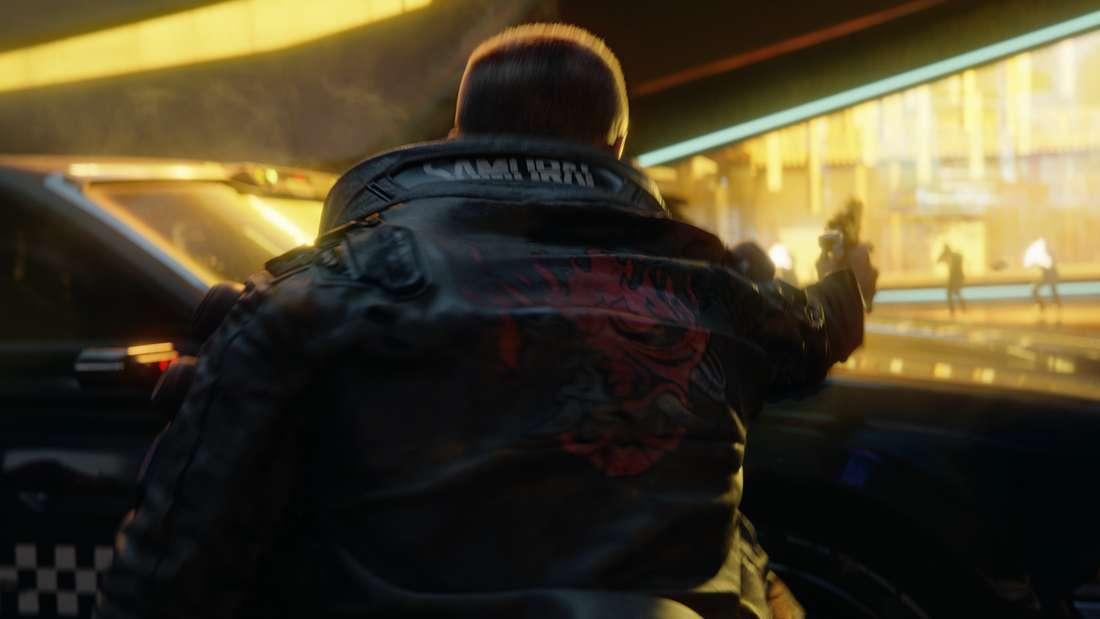 """Wie Hauptcharakter V aussieht, können Spieler in """"Cyberpunk 2077"""" selbst festlegen."""