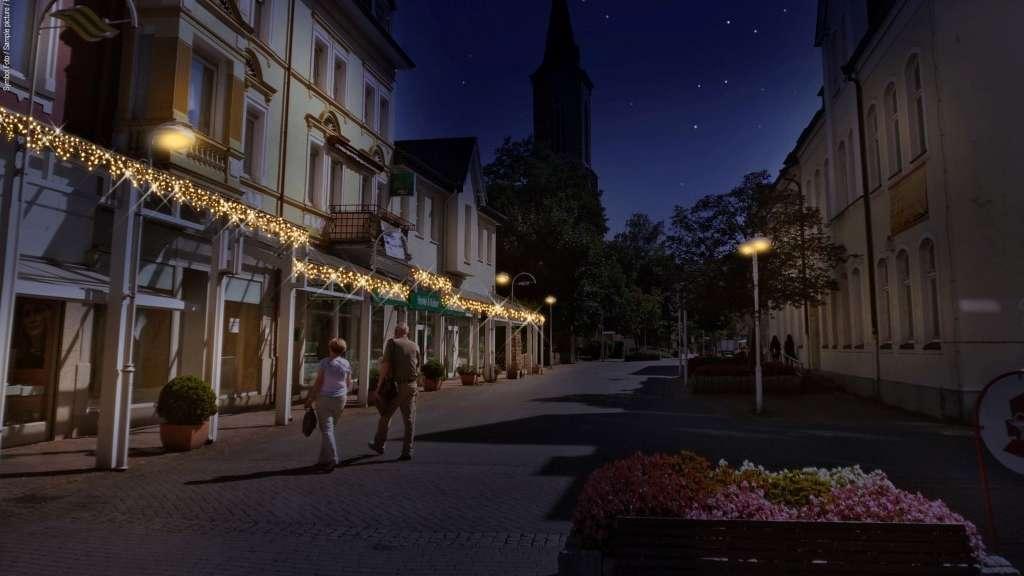 Weihnachtsbeleuchtung Glühlampen.Neue Weihnachtsbeleuchtung Das Schafft Die Stadt Werdohl An Werdohl