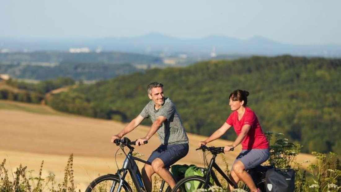 Deutschland per Rad erkunden - eine solche Reise planen die meistenUrlauber auf eigene Faust. Foto: Marcus Gloger/ADFC