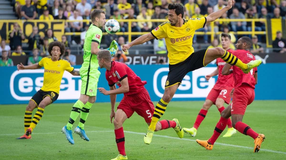 Spielstand Bayern Gegen Dortmund