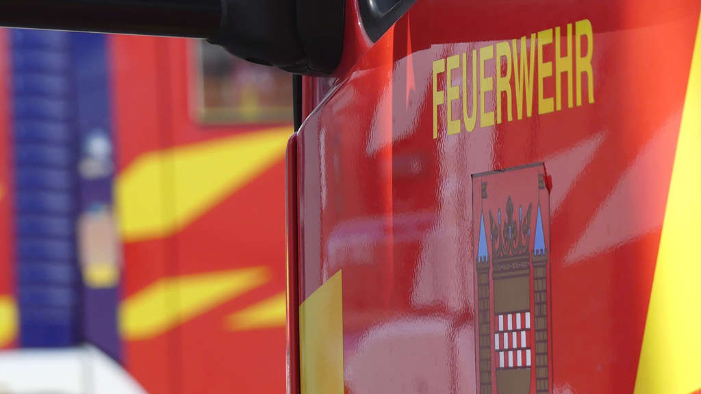 Herd angelassen, Rauchmelder warnt