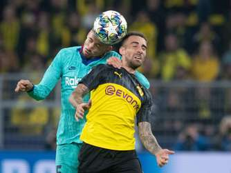 Borussia Dortmund - FC Barcelona in der Champions League: die Highlights