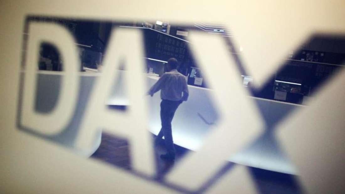 Der Dax ist der wichtigste Aktienindex inDeutschland. Foto: Fredrik von Erichsen