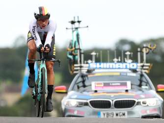 Tony Martin bei WM ohne Happy End -