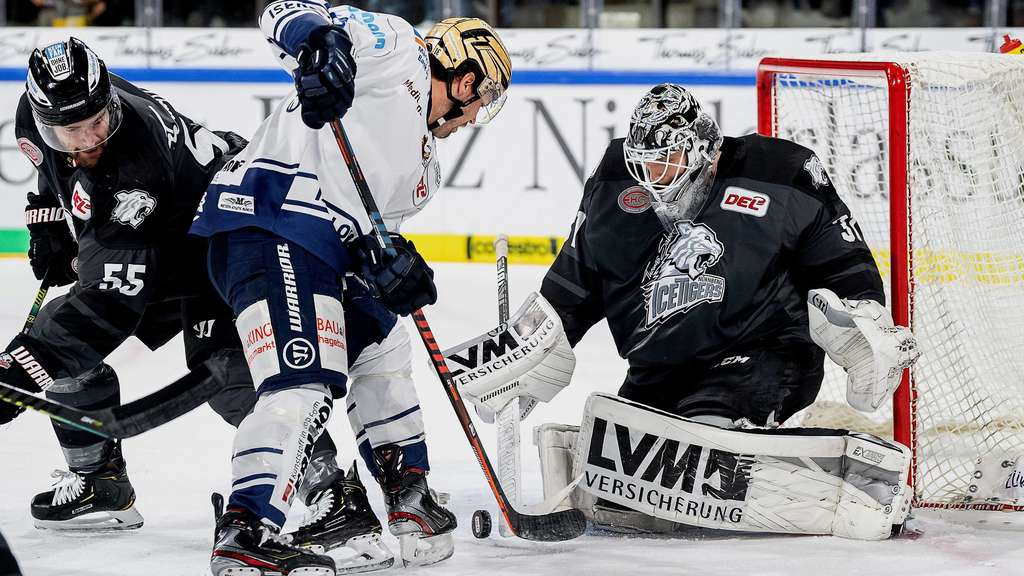 Ice Tigers - Iserlohn Roosters
