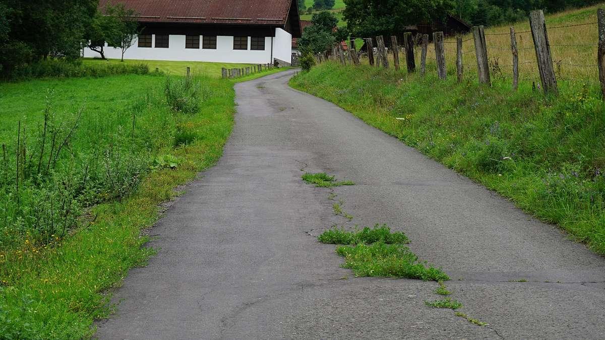 80 Prozent aller Wege sind sanierungsbedürftig | Meinerzhagen - come-on.de
