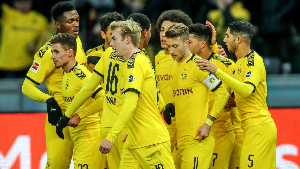 Dortmund Gegen Gladbach 2021