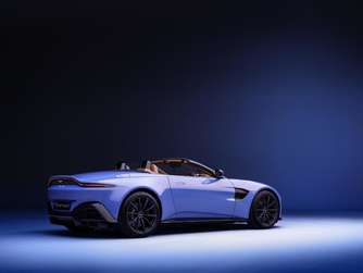 Aston Martin Vantage bekommt Roadster-Version
