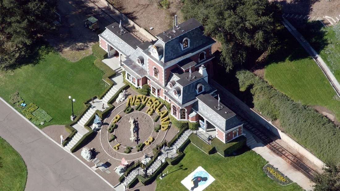 Michael Jacksons Putzfrauen enthüllen abartige Details über Neverland-Ranch