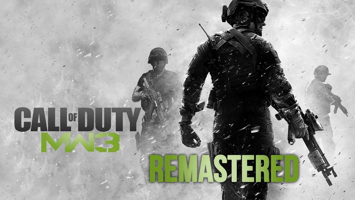 call of duty modern warfare 3 remastered