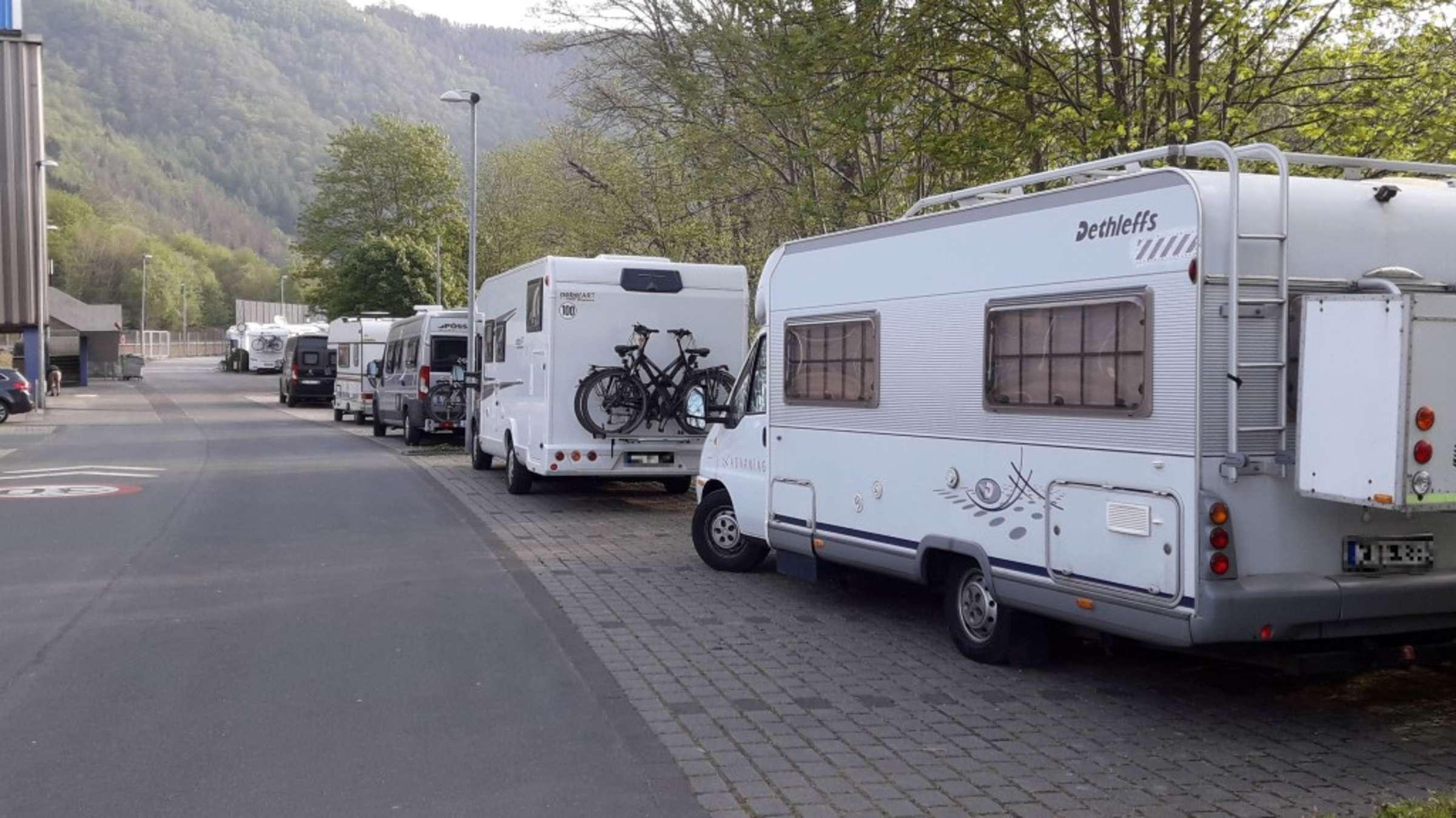Coronavirus in Altena: Campingplatz offen, Camper stürmen Platz an