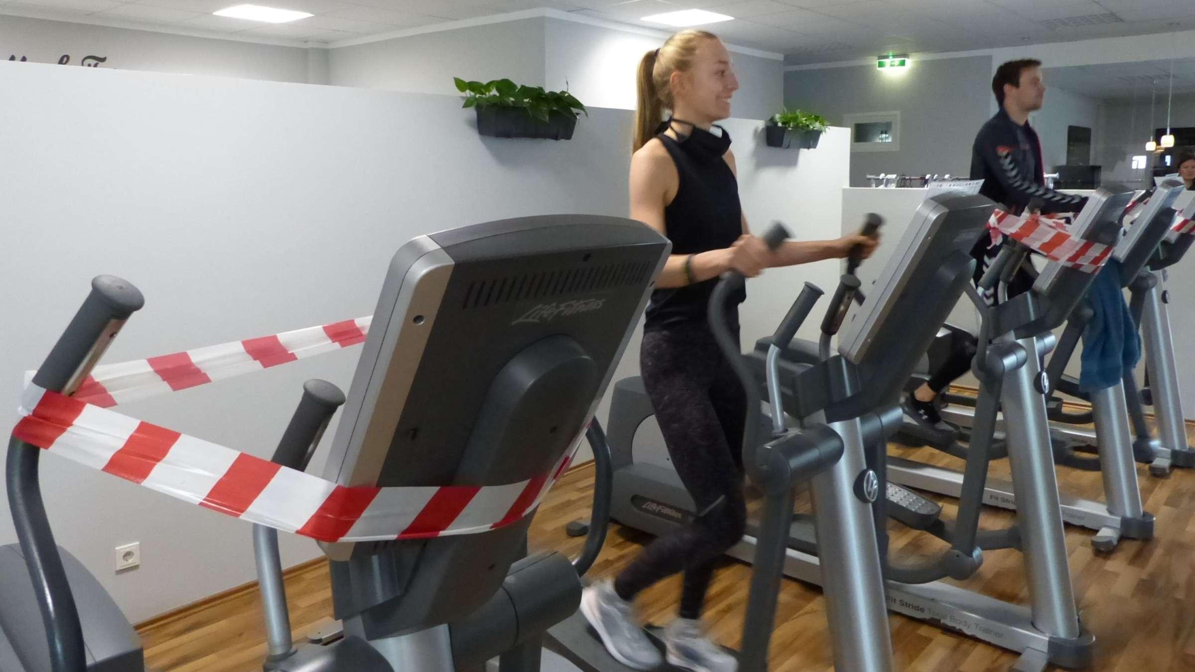 Coronavirus In Meinerzhagen Nach Dem Neustart Herrscht In Fitnessstudios Getrubte Freude Meinerzhagen