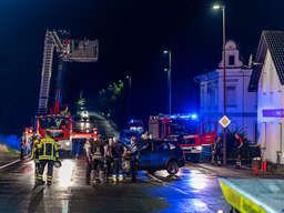 Halver-Oeckinghausen: Vier Pkw auf B229 in Unfall verwickelt