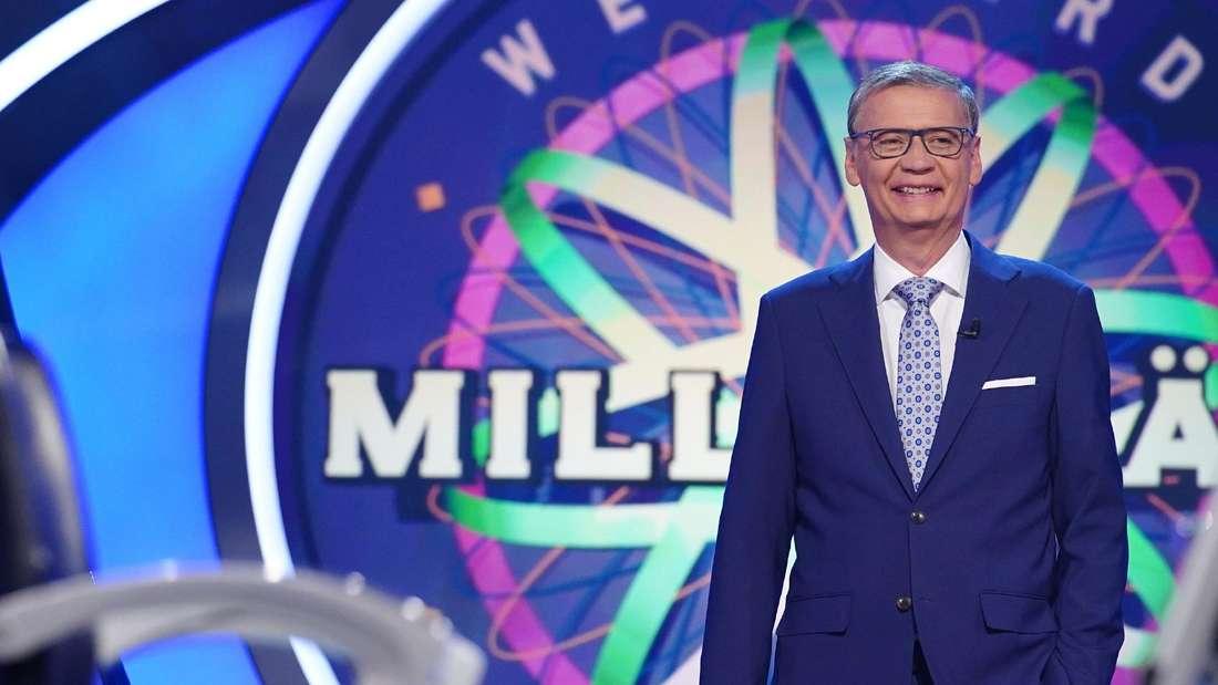 """Günther Jauch, Moderator von """"Wer wird Millionär"""" auf RTL"""