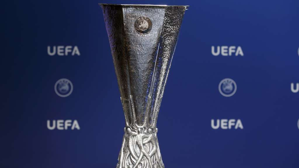 Der Pokal der Europa League