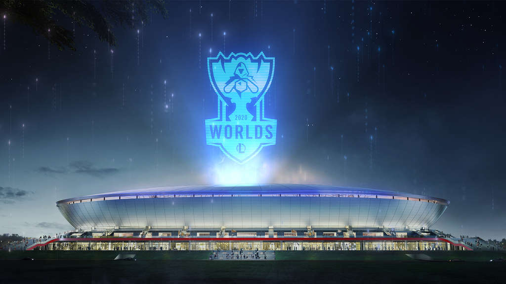 lol worlds 2020 league of legends shanghai china pudong stadium