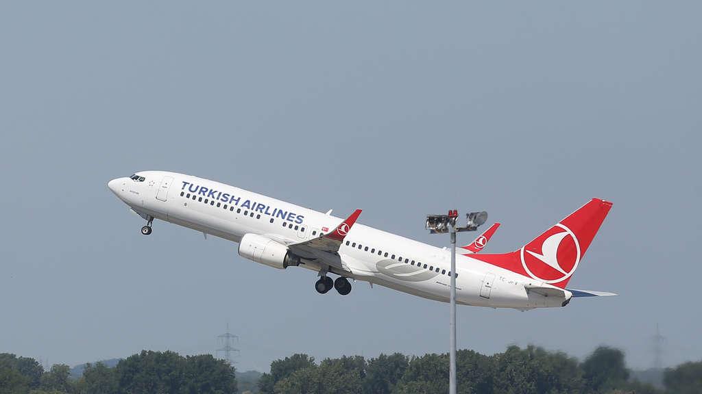 Türkei Flug Corona