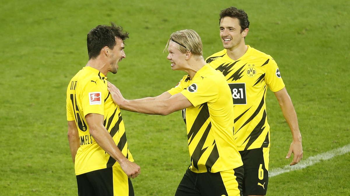 Frankfurt Gegen Dortmund
