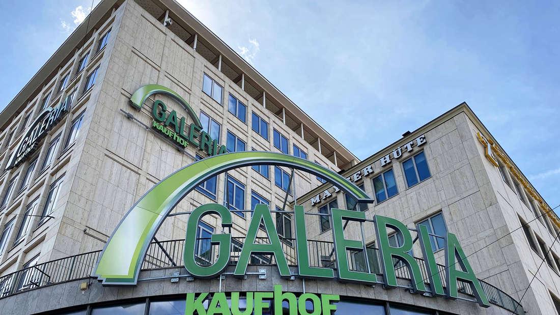 Tauziehen um Galeria Karstadt Kaufhof am Stachus. Gegen die Kaufhauskette wird wegen Insolvenzverschleppung ermittelt