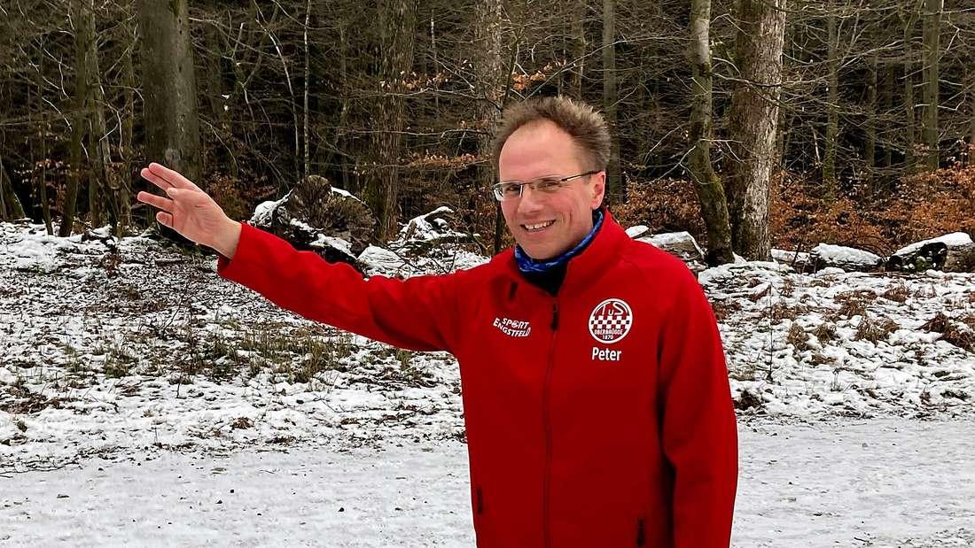 Peter Seyfried Corona-Runde Oberbrügge Crosslauf