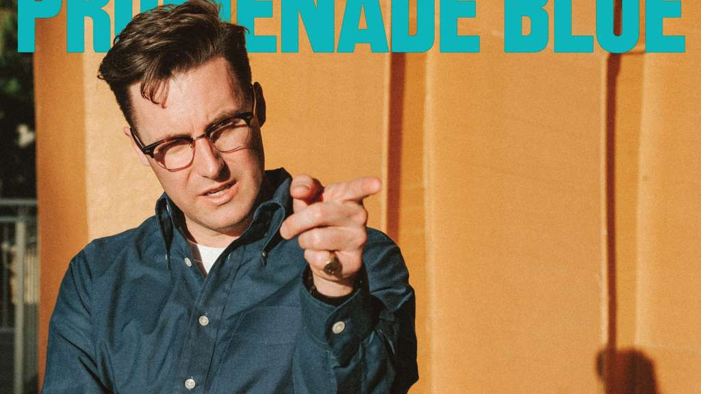 Cover Nick Waterhouse Promenade Blue