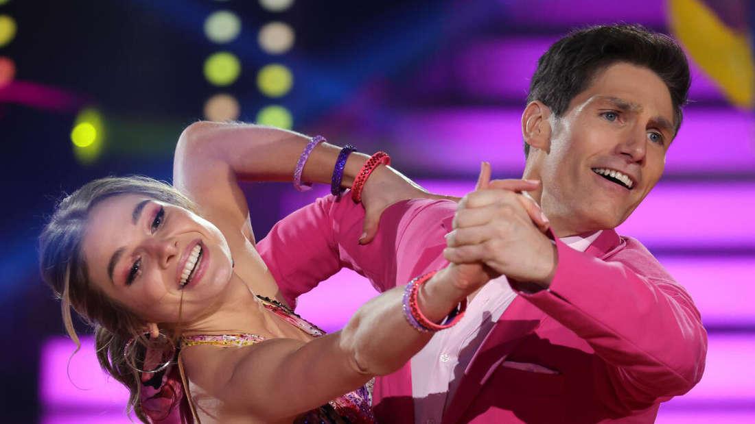 Lola Weippertv und Christan Polanc