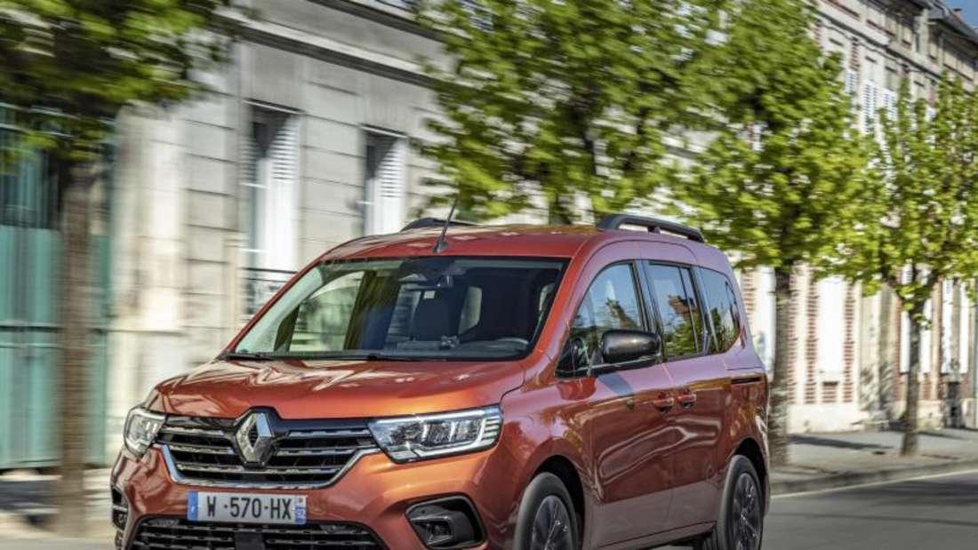 Neuer Renault Kangoo