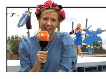 Fernsehgarten nippelblitzer im ZDF: