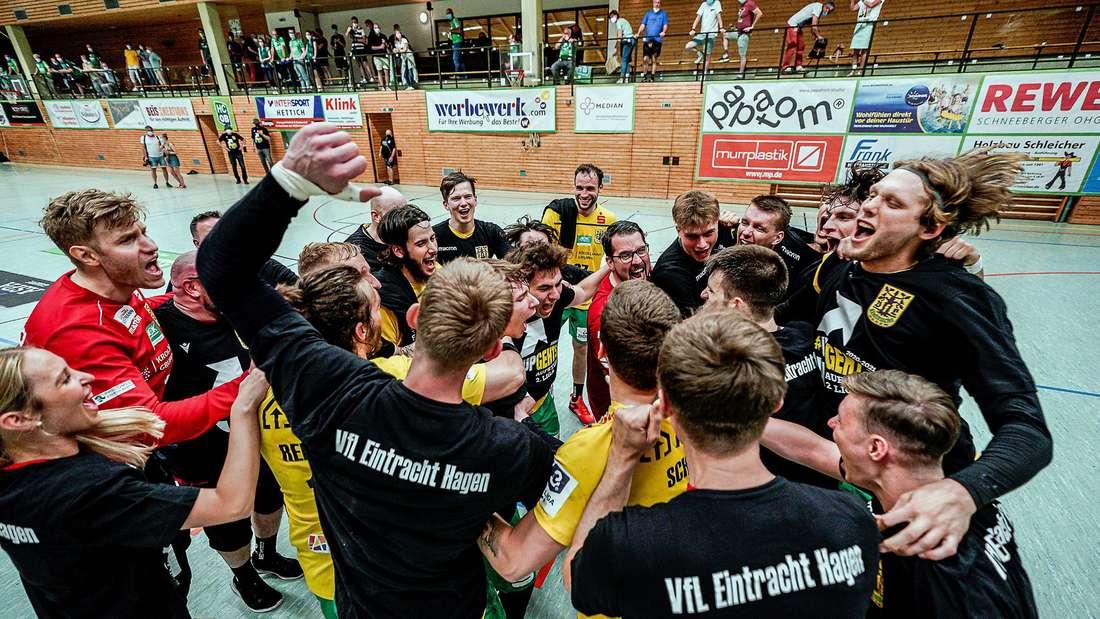 Handball Aufstiegsrunde zur 2. Bundesliga