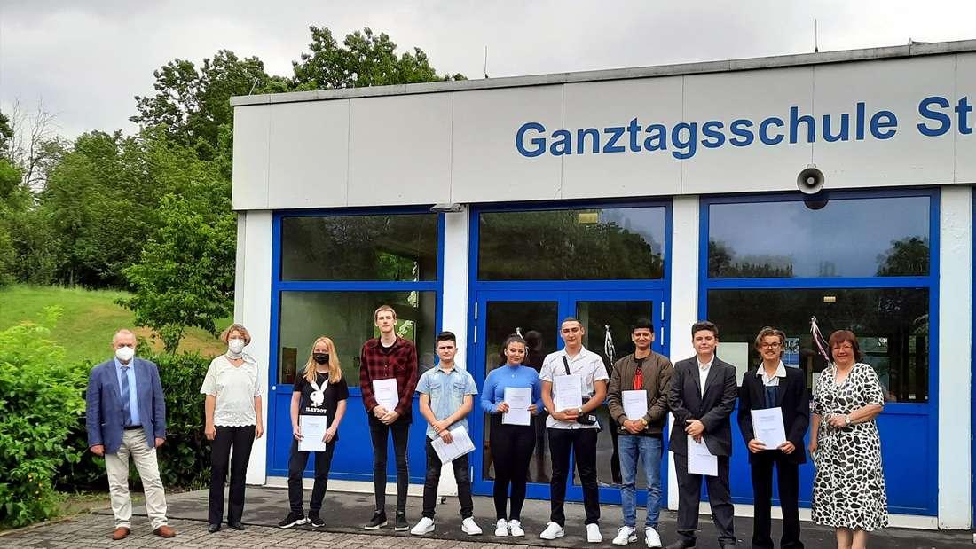 Ganztagshauptschule am Stadtpark, Praktikumsklasse