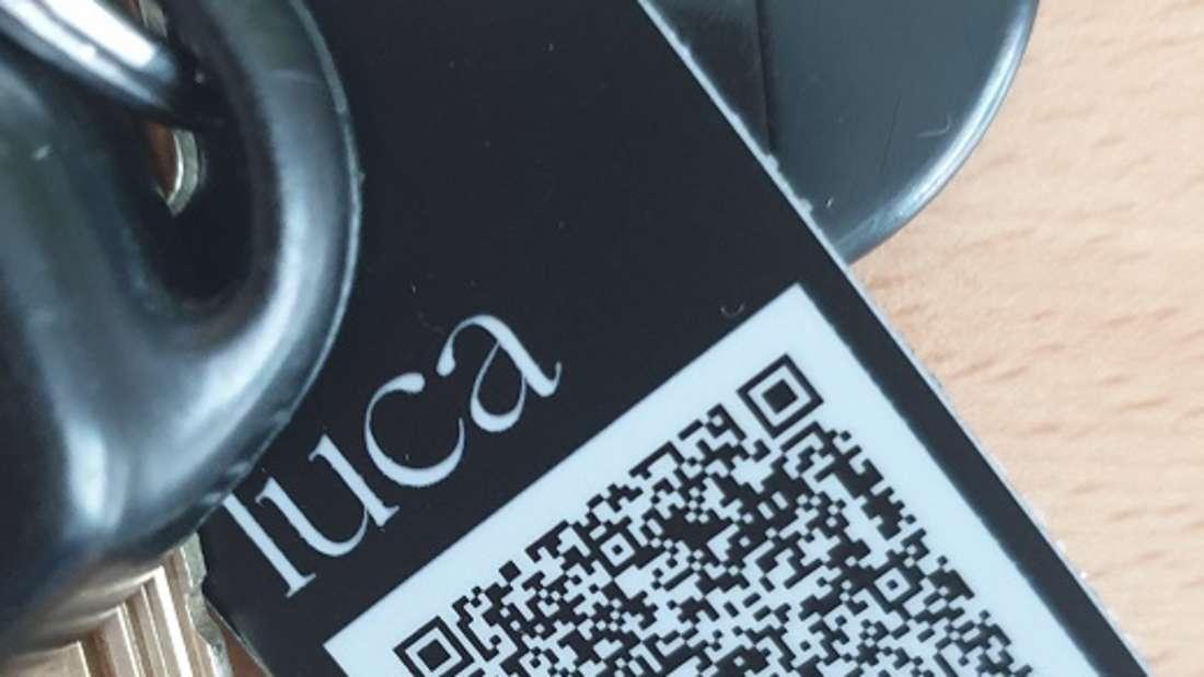 Ab sofort besteht mit dem Luca-Schlüsselanhänger auch für die Bürger ohne Smartphone die Möglichkeit, eine Kontaktnachverfolgung schnell und einfach sicherzustellen.