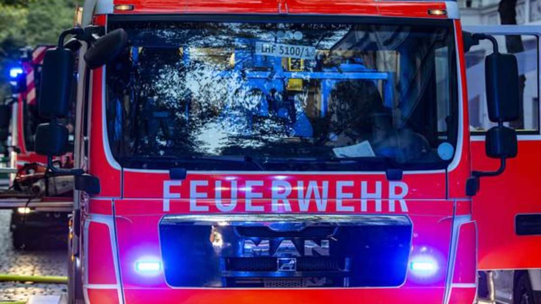Feuerwehreinsatz in Welver (Symbolbild)