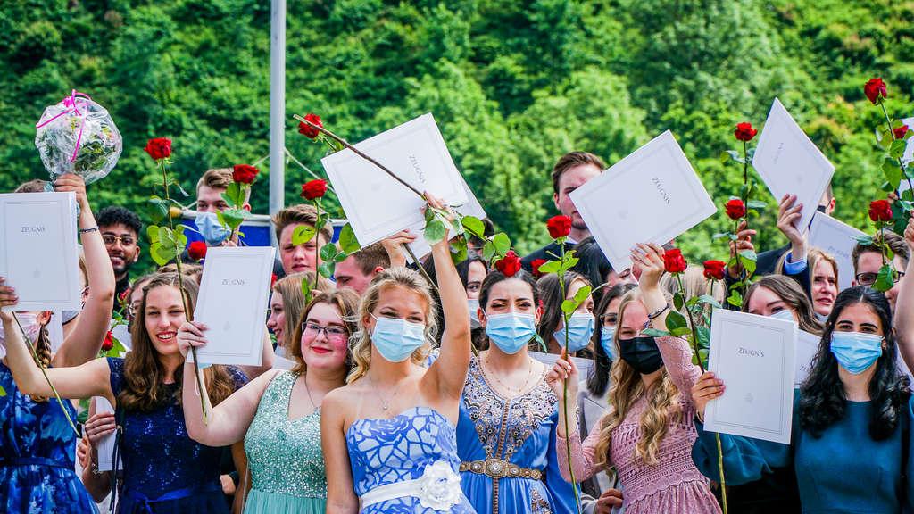 Burggymnasium: Bester Abi-Jahrgang aller Zeiten (27.06.2021)