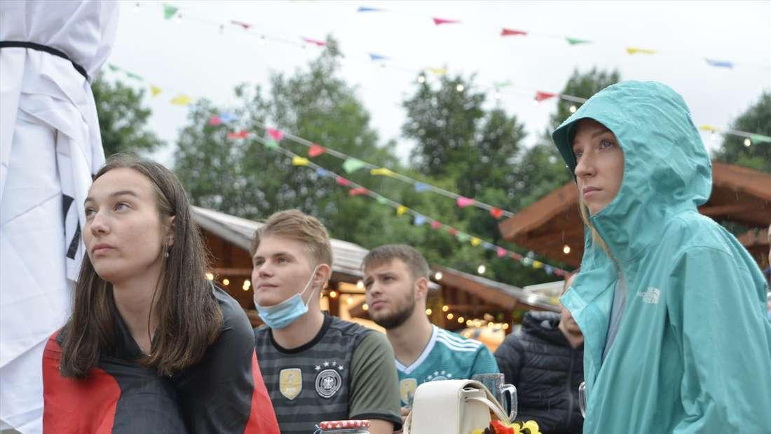 EM Achtelfinale: England gegen Deutschland